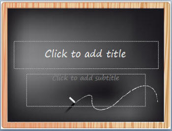 download free classroom blackboard, whiteboard etc. powerpoint, Modern powerpoint
